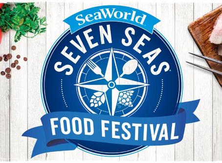 Uma viagem gastronômica pelo Seven Seas Food Festival