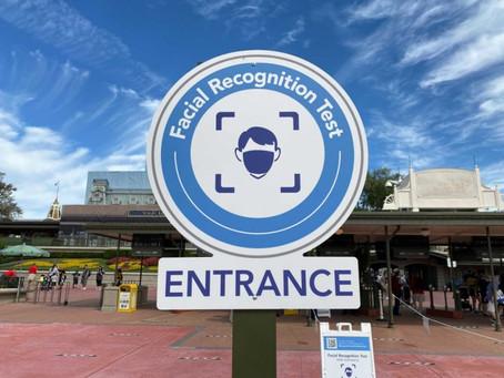 Disney testa reconhecimento facial para entrada nos parques