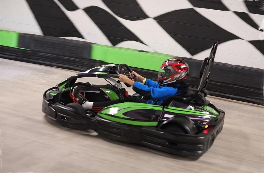 Andretti Indoor Karting | Orlando