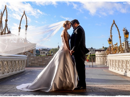Realize um casamento encantado na Disney