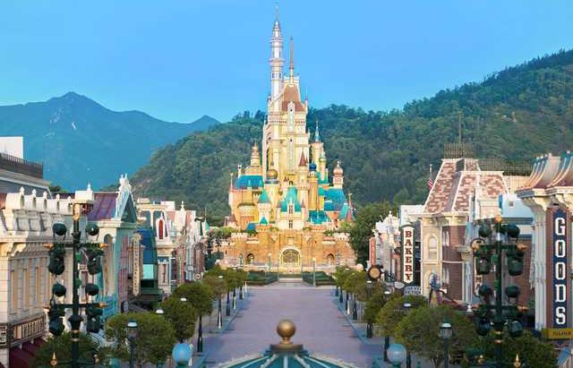Disney de Hong Kong tem data para reabertura