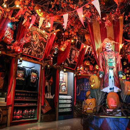 Universal abre loja em homenagem ao Halloween Horror Nights