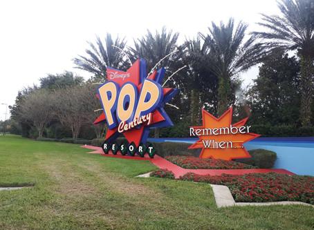 Disney's Pop Century Resort: uma viagem ao passado