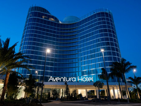 Aventura Hotel na Universal Orlando