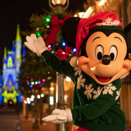 Disney cancela eventos de Natal e apresenta experiências especiais
