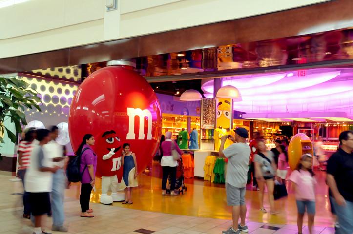 Orlando | M&M's
