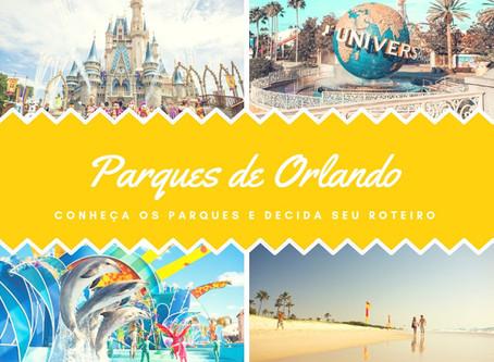 Qual parque visitar em Orlando
