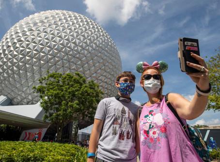 A estratégia Disney em encantar os visitantes na Pandemia