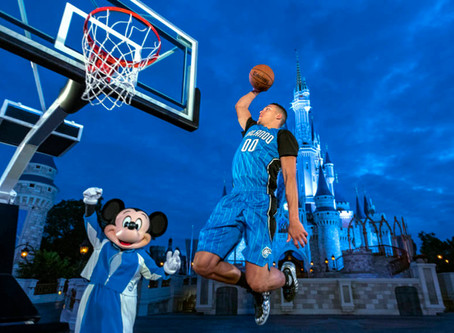 NBA retorna com jogos no complexo da Disney
