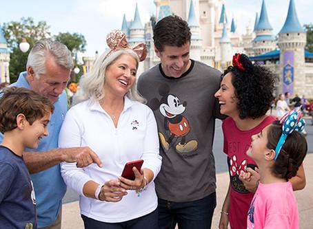 Conheça o aplicativo My Disney Experience