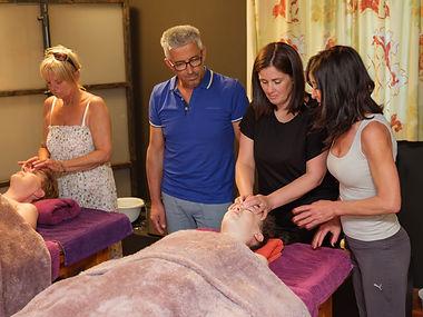Cursus massage gelaat