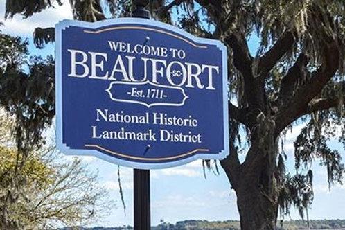 Beaufort Day Trip