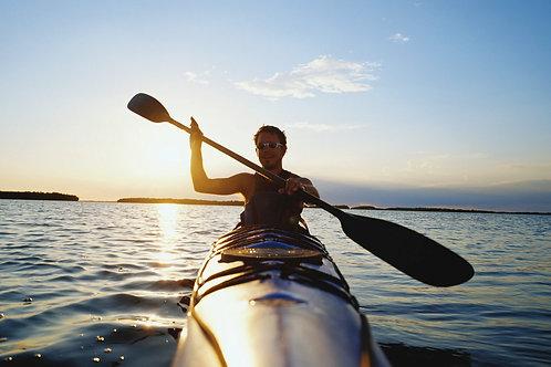 Kayaking Upper Wambaw Creek