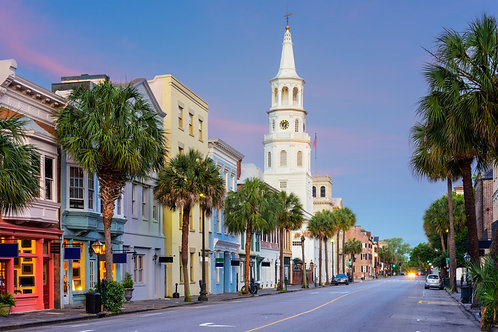 Charleston Civil Rights Tour