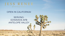 Jess Renee Photography in California is Open!