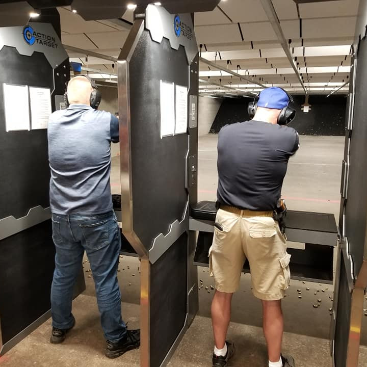 Shoot with a LEO/Shooting Competition FINALS!