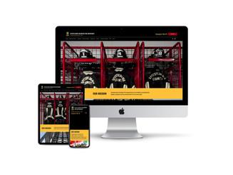 Website Design for Volunteer Firefighters