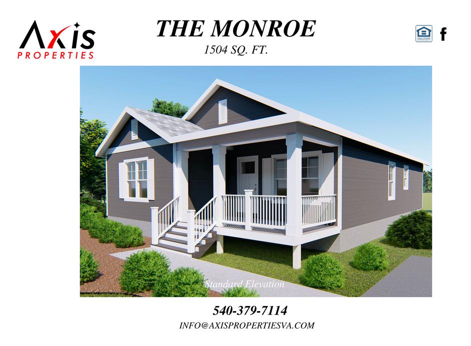 The Monroe Floor Plan