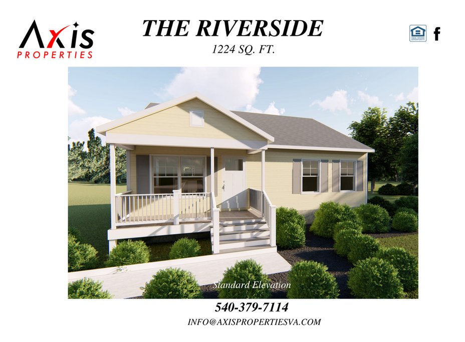 The Riverside Floor Plan
