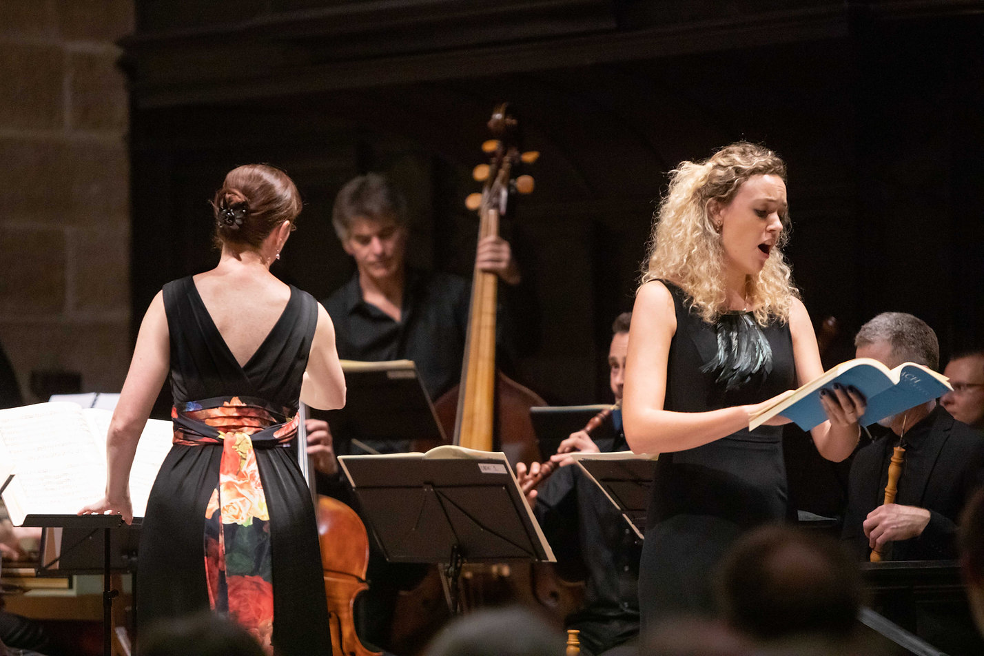 151 Bach Akademie Concert, Christ Church