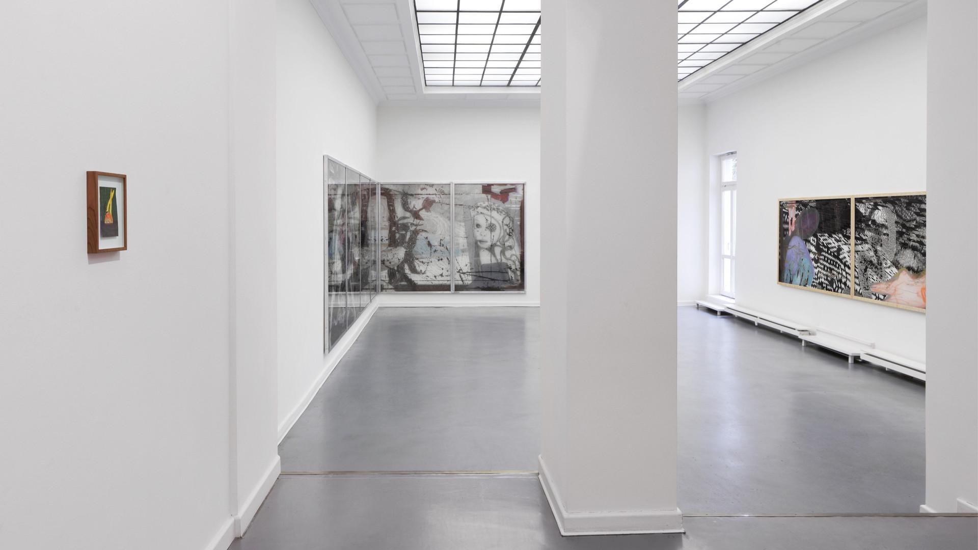 Tamara K.E. Installation View