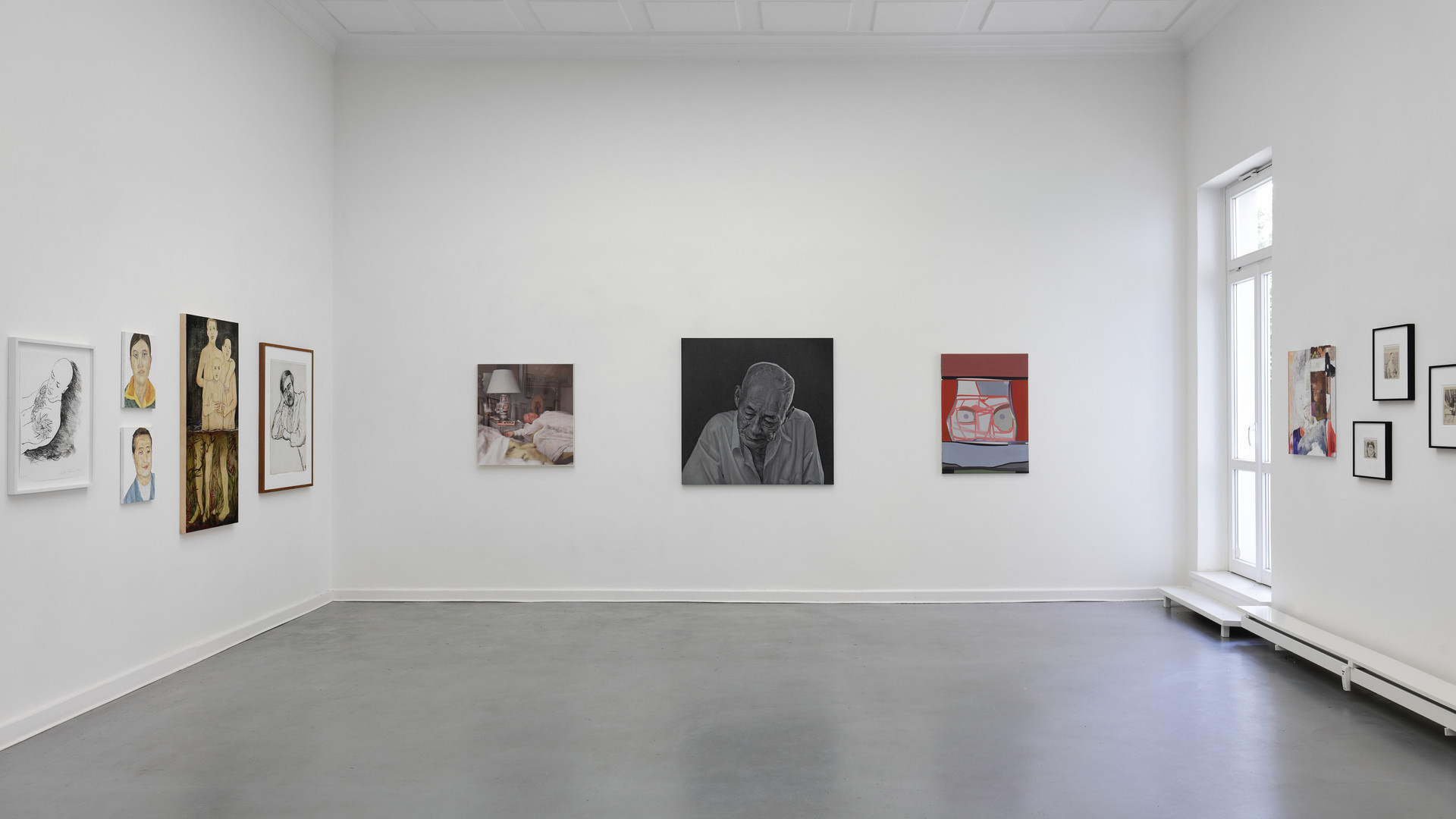 Installation view FACES – Long Time No See!
