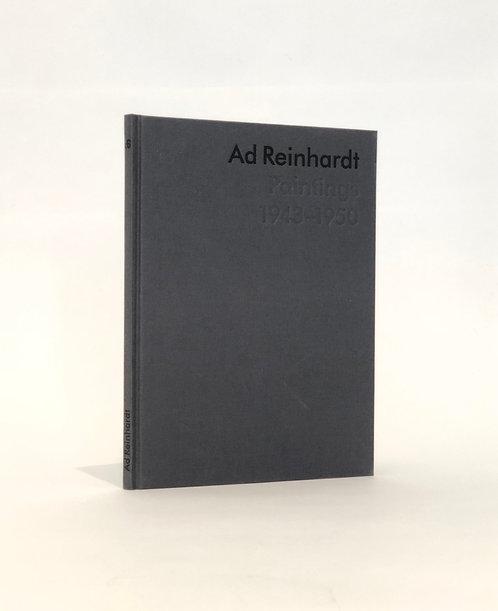 Ad Reinhardt | Paintings 1943-1950