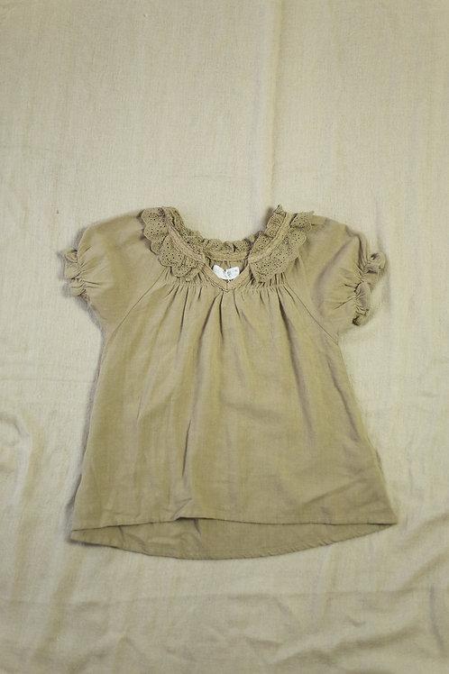 Zara kjole med blonder str. 80