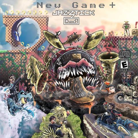 Jazztick - New Game Plus (LP)