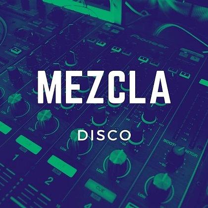 Mezcla Disco (LP)