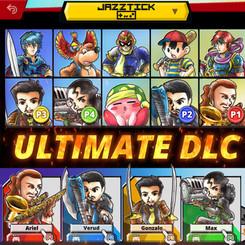 Jazztick - Ultimate DLC (LP)