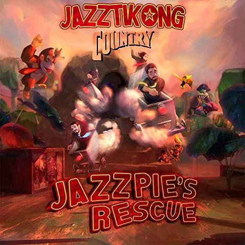Jazztick - Jazztikong Country (LP)
