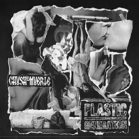 Causa de Muerte - Plastic Generation (EP)