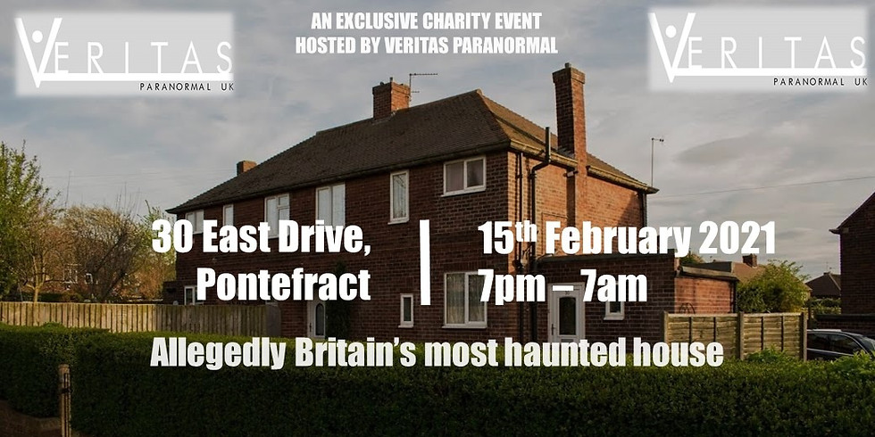 SOLD OUT - 30 East Drive, Pontefract (with optional sleepover)