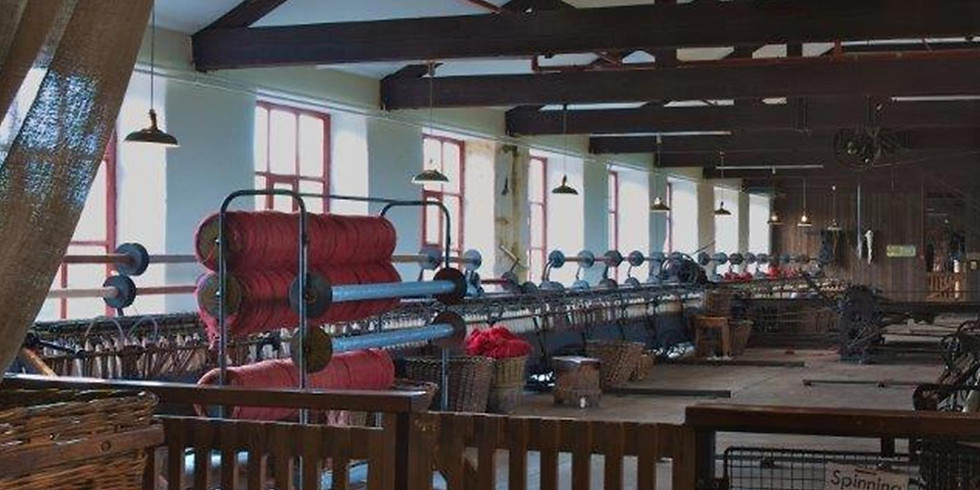 SOLD OUT - Armley Mills, Leeds