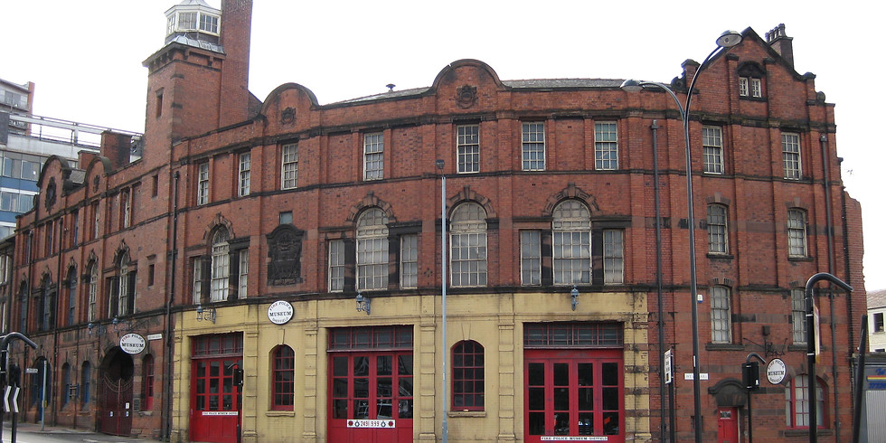 The National Emergency Services Museum, Sheffield - Charity Paranormal Investigation