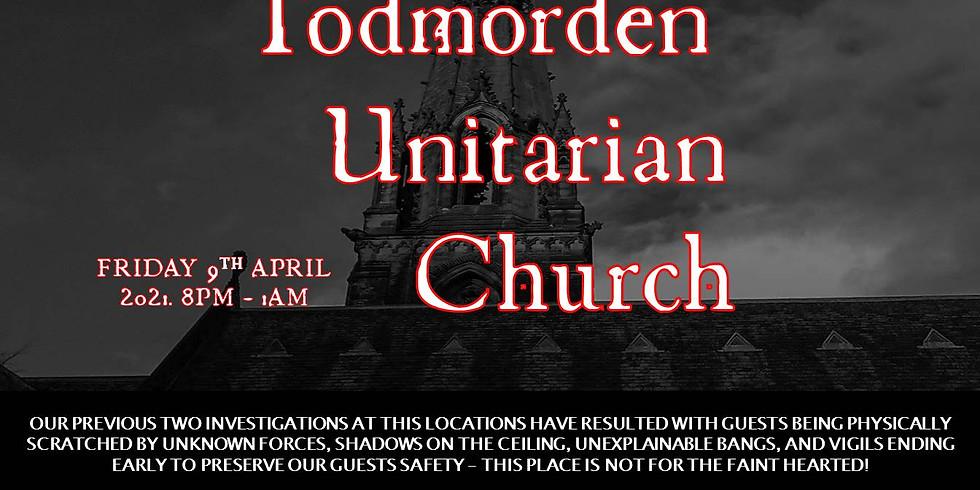 PRIVATE Event - Todmorden Unitarian Church