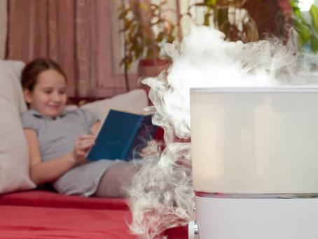 Você sabe usar o umidificador de ar?