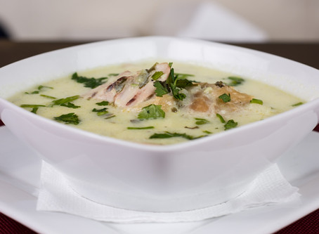 Immune-boosting soup