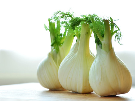 Fennel Salad - and your gut will do a happy dance