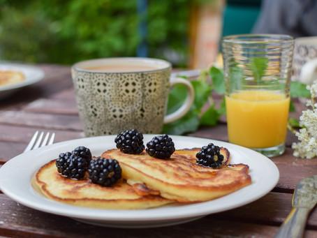 My favourite protein pancakes