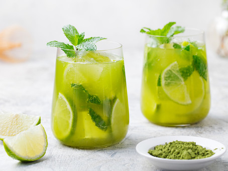 Healthy Iced-Tea