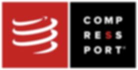 Logo Compessport, marque d'articles de sports outdoors