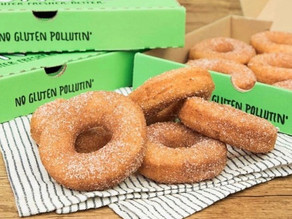 Gluten-Free Game Changers: G-Free Donuts
