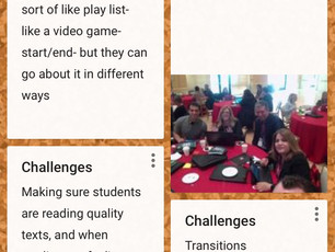 Playlist Model - Opportunities & Challenges Workshop Reflections