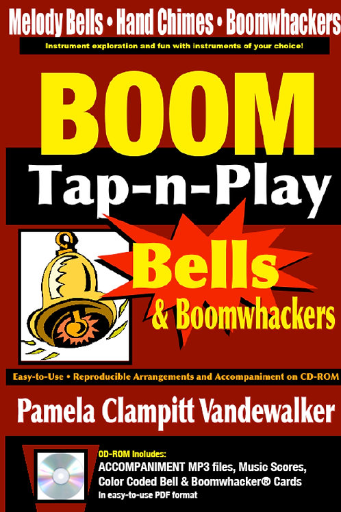 Boom Tap-n-Play Boomwhackers & Bells