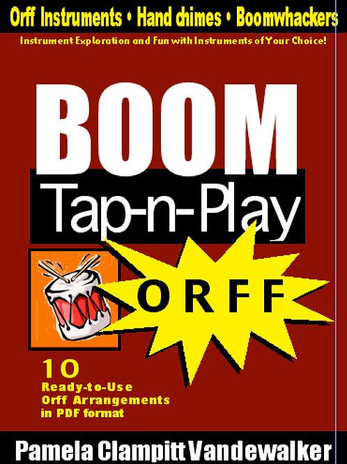 Boom Tap-n-Play Orff