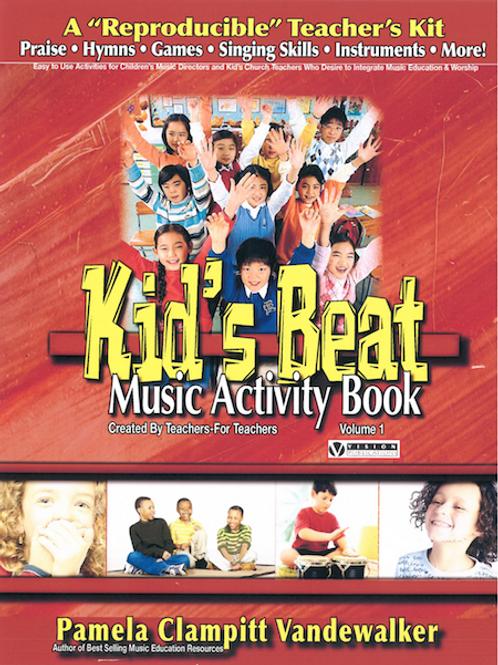 Kid's Beat Activity Book