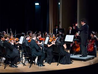 FCS Orchestra earns TOP 5 national recognition