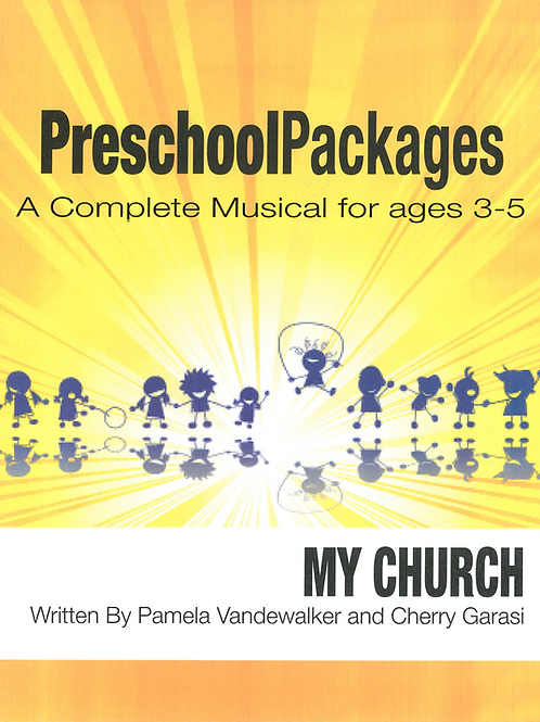 My Church - Preschool Musical